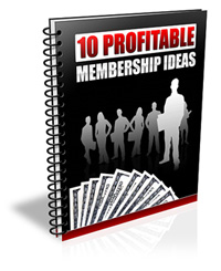 10 Profitable Membership Ideas